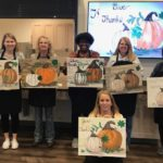 11/17/18 GIVE THANKS PUMPKINS at Valley Ranch