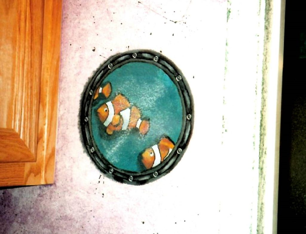 Ocean Life Bathroom