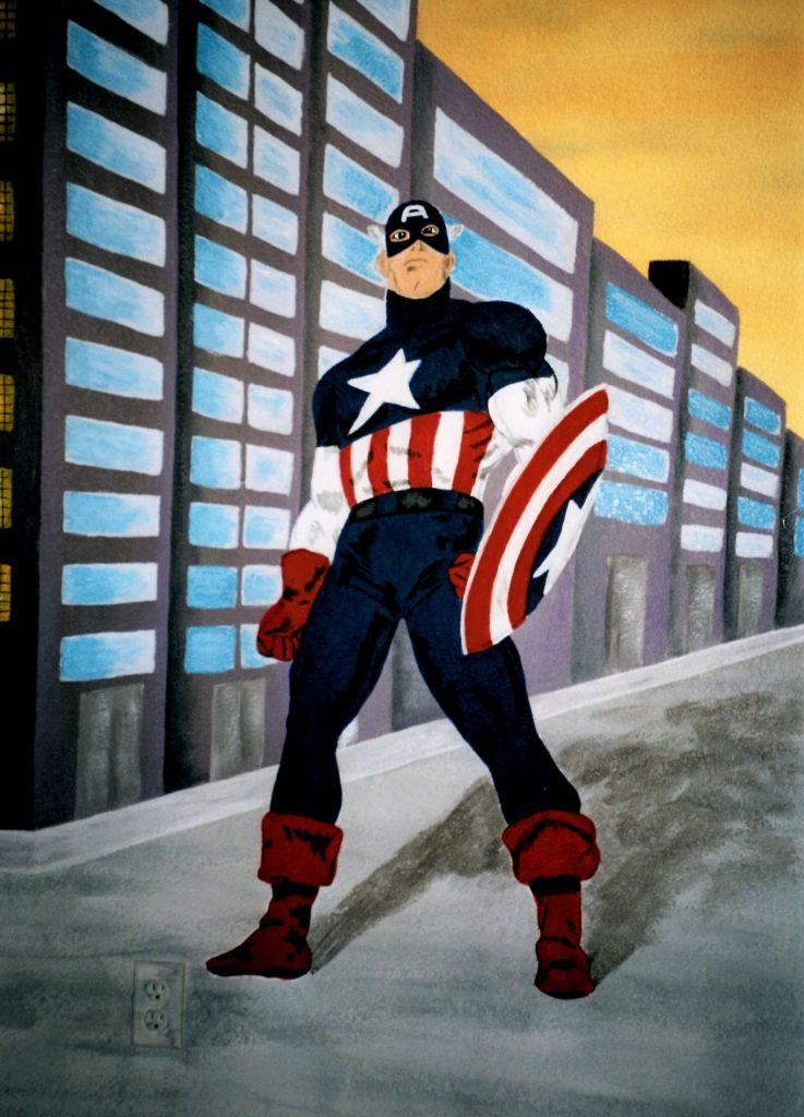 Comic Book Heroes