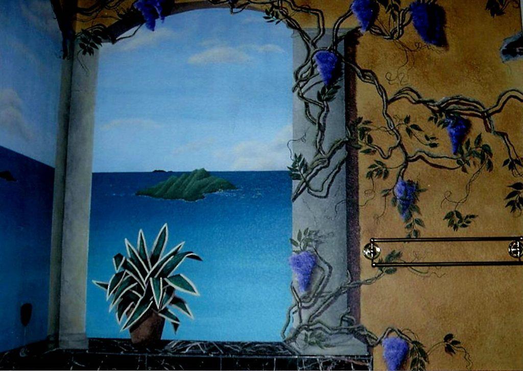 Tropical Views Bath Retreat