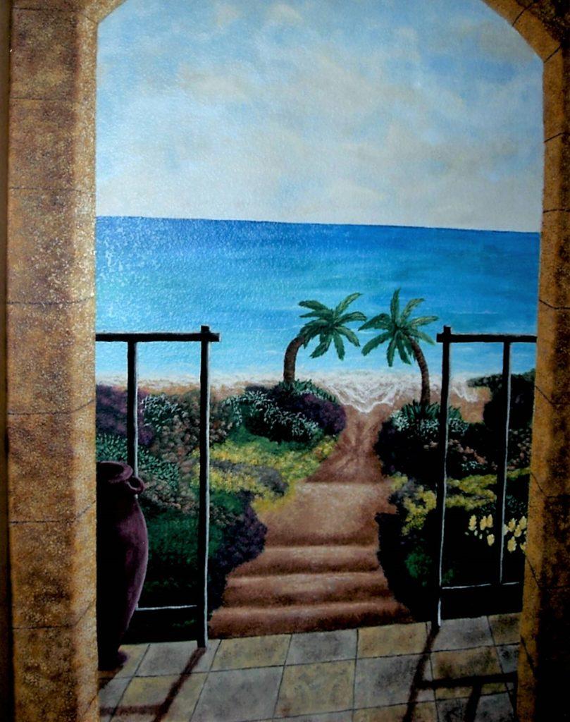 Bathroom WC - Hidden Beach Escape